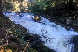 Killarney Lake Trail - Bridal Falls