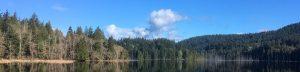 Killarney Lake on Bowen Island