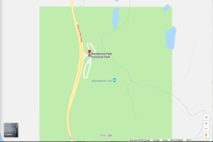 Map Directions to Brandywine Provincial Park